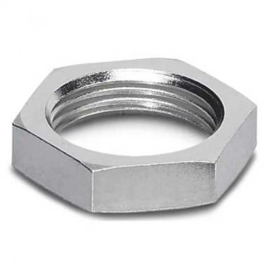 Tuerca baja hexagonal DIN 936 M-6 Zinc