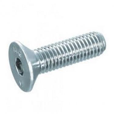 Tornillo DIN-7991 M-6 largo 20mm Zinc