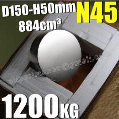 D-150-50 XXL  Fuerza 1200 kg
