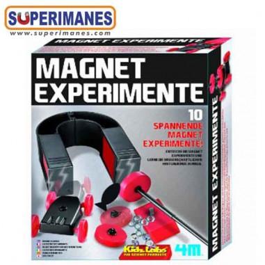 EXPERIMENTO MAGNÉTICO