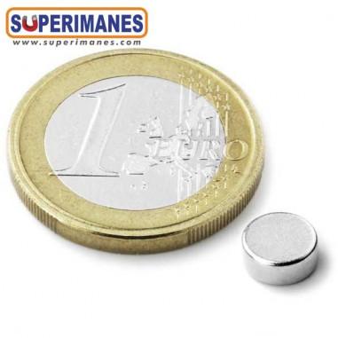 Iman-neodimio-disco-magnetico-redondo-6x2mm-n45-D-06-02