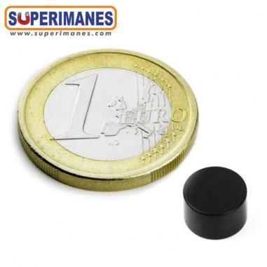 Iman-neodimio-disco-magnetico-redondo-8x5mm-n45-D-08-05-NEGRO