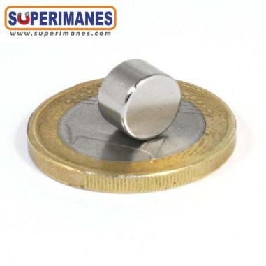 Iman-neodimio-disco-magnetico-redondo-8x5mm-n45-D-08-05
