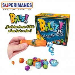 Bellz a magnetic game - Juego magnetico