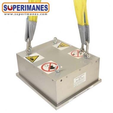 Separador magnético industrial 350X420X143