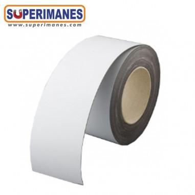 IMÁN PVC BLANCO (Ancho 20 cm)