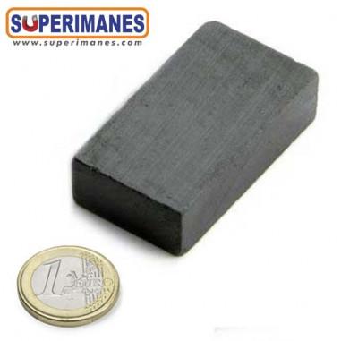 imanes-ferrita-bloque-rectangular-40x25x20-FE-B-40-25-20