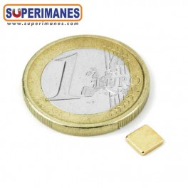 iman-neodimio-bloque-magnetico-cuadrado-dorado-5x5x1.2mm-B-05-05-1.2-D