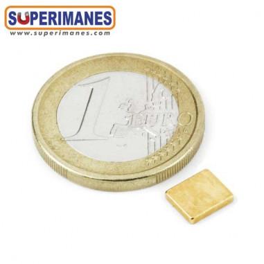 iman-neodimio-bloque-magnetico-rectangular-7x6x1.2mm-dorado-B-07-06-1.2-D