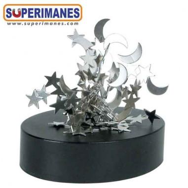 Escultura magnetica