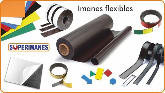 Imanes Flexibles